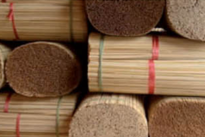 Retalls de bambú
