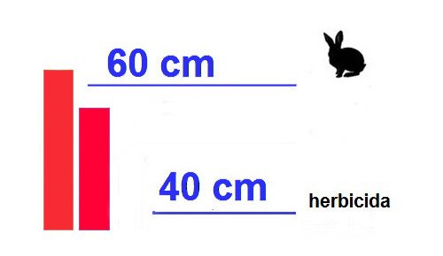 Protector conills 40 - 60