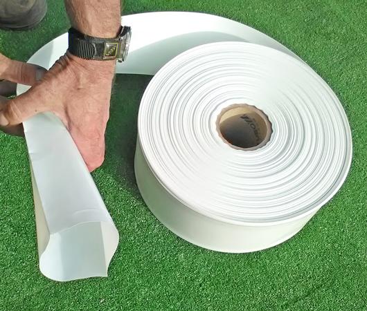 Protector plastico bobina